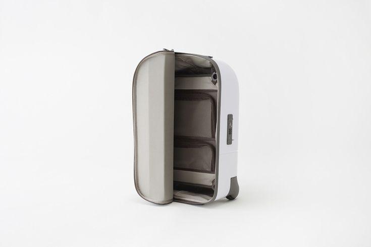 Nendo's Innovative Suitcase Re-design - Core77