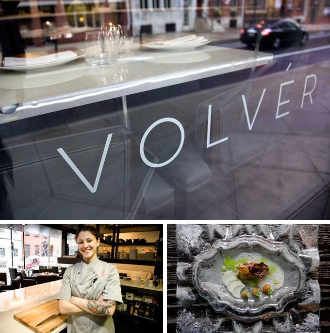 Now Open: Chef Jose Garces' Volvér At The Kimmel Center  Garces. (Photos by M. Edlow for Visit Philadelphia)