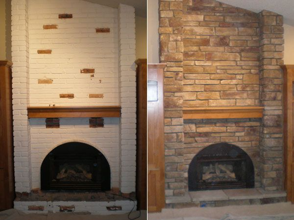 Brick Fireplace Designs Fireplaces Inserts Stoves