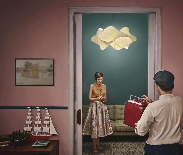 Η Riche από 6 έως 14 Μαΐου σας παρέχει ξεχωριστές εκπτώσεις στις μοναδικές χειροποίητες δημιουργίες από φυσικό ξύλο του οίκου LZF. Η φετινή καμπάνια του οίκου είναι αφιερωμένη στη δεκαετία του '50 και εμπνευσμένη από το ζωγράφο Έντουαρντ Χόπερ και την ταινία του Άλφρεντ Χίτσκοκ «Σιωπηλός Μάρτυρας».