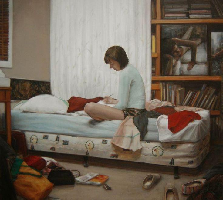 A Conversation about Portraiture | Brisbane Art