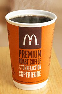 Free McDonalds Coffee October 28th – November 4th