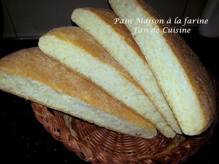 Salam alikom , je vous présente Aujourd'hui une recette de pain maison à la farine sans pétrissage, réussi 100%, léger et facile à préparer Ingrédients : ( pour 2 galettes ) 500 de farine 2 càs d'huile 2 càs de lait en poudre 1 càs de levure boulangère...