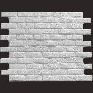 Las 25 mejores ideas sobre pared de ladrillo blanco en pinterest interiores de pared de - Panel imitacion ladrillo ...