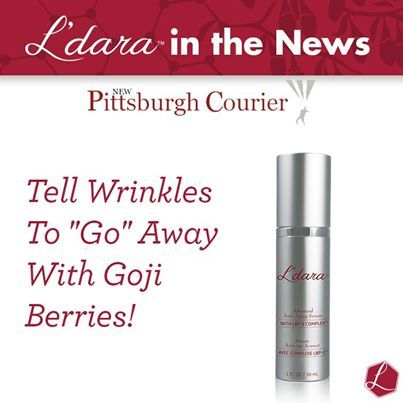 """L'dara is featured on Newpittsburghcourieronline.com in a story titled """"Superfoods For Super Skin: 7 Beauty Products You Must Try.""""! Click here to read and share the article: http://bit.ly/1jVp0oP  Are YOU still waiting to try it? http://floridajen.ldara.com"""