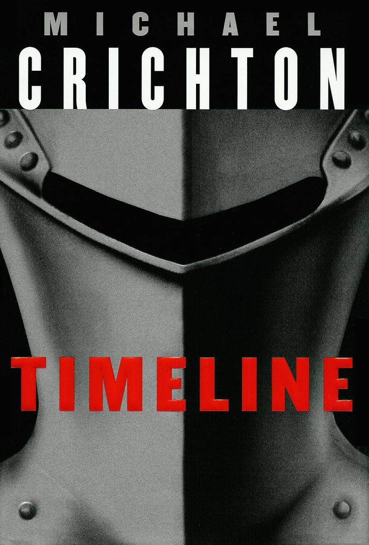 'Timeline' by Michael Crichton: A Yale history professor travels back in time to 15th century France and gets stuck, unable to return to the present. His colleagues organize a rescue and on landing in France become involved in the Hundred Years War.