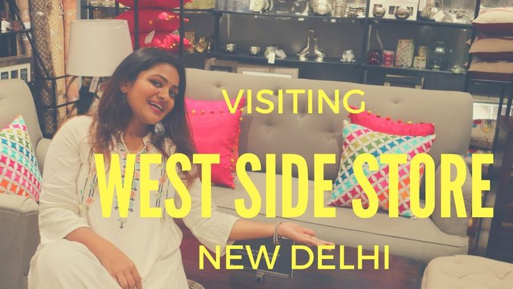 Visiting Westside Store Delhi|Westside Homestore & Baby Clothes|Cute And...