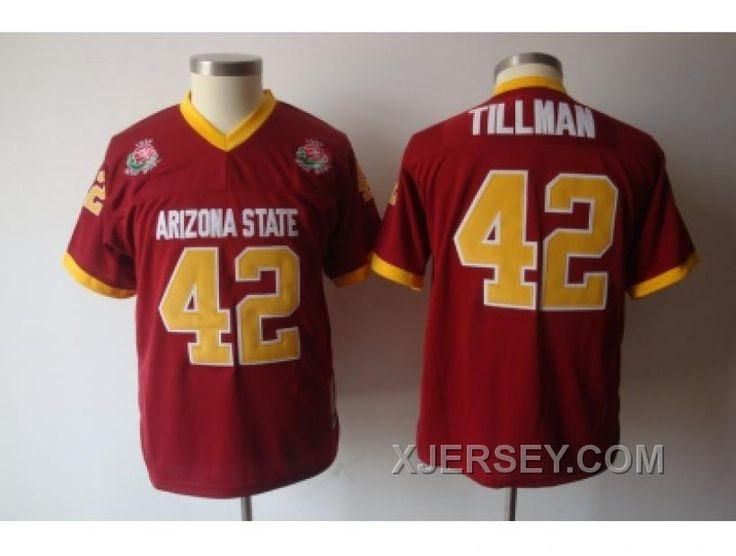 http://www.xjersey.com/online-ncaa-arizona-state-sun-devils-42-tillman-red.html ONLINE NCAA ARIZONA STATE SUN DEVILS #42 TILLMAN RED Only 32.17€ , Free Shipping!