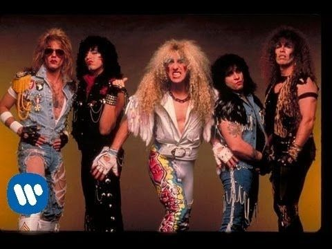 Twisted Sister Were Not Gonna Take It Official Video Interpretive Videos Pinterest