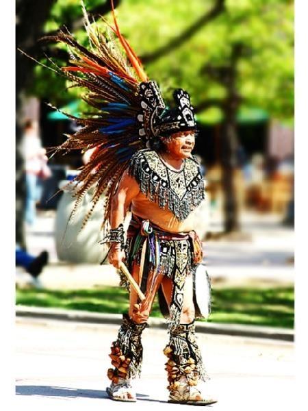 Национальные костюмы индейцев в картинках