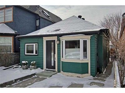 Guess how much a tiny house in Ramsay costs? (Hint, it's under $500,000.) #ramsay #yyc #neighbourhoods