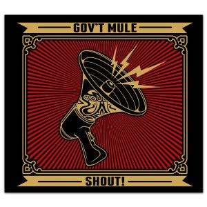 Gov't Mule Shout! CD