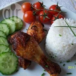 Foto recept: Maleisische gebraden kip