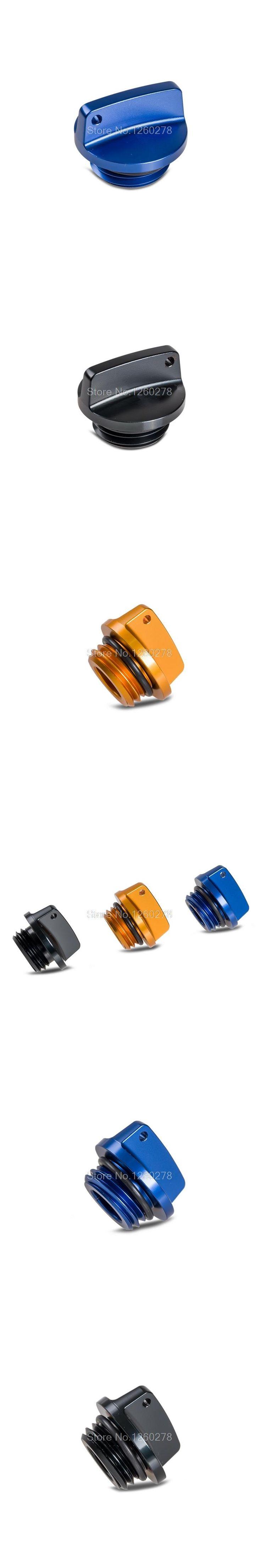 Motorcycle Oil Filler Cap Plug For Yamaha YZF-R1 R6/S R125 600R/750R/1000R XVS650 1100 1300 XT660X XV950 FZ1 FZ6 FZR750 MT07 TDM