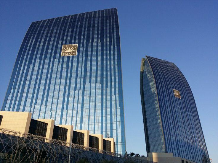 Emaar Towers