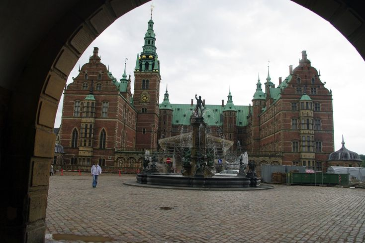 Fotos de: Dinamarca - Castillo de Frederiksborg