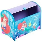 the little mermaid toys box....i need this for my daughter Ariel