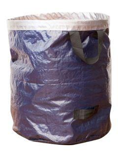 BIG TUFF BAG - 295 litre Giant Garden Rubbish Bag, garden waste bag, stands up by itself