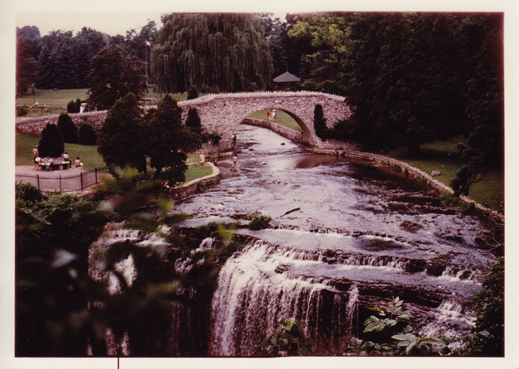 Websters Falls, Dundas Ontario