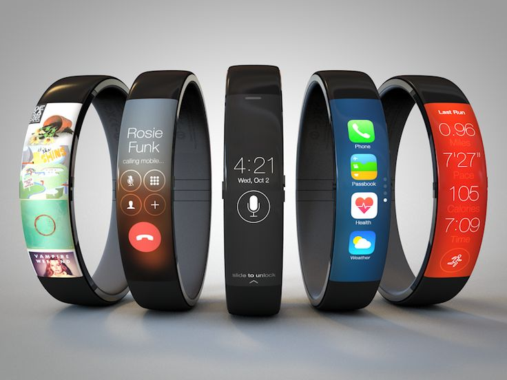 iWatch User Interface and Product Design Concept #UI #productdesign #industrialdesign