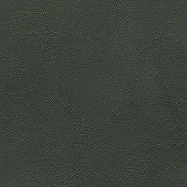 Cashmere Nile Solid Navy Blue Vinyl Faux Leather Upholstery Fabric
