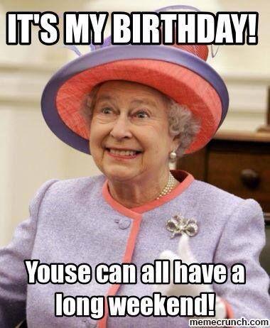 Queens Birthday Long Weekend