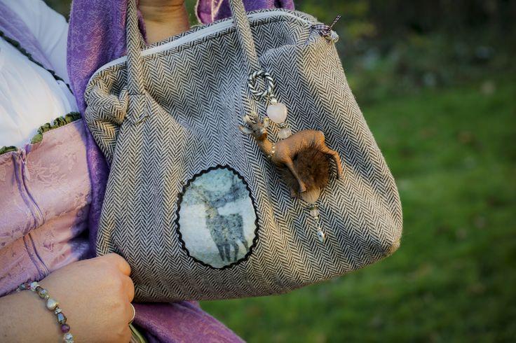 Für jedes Trachtentascherl ein sehr edler Anhänger!