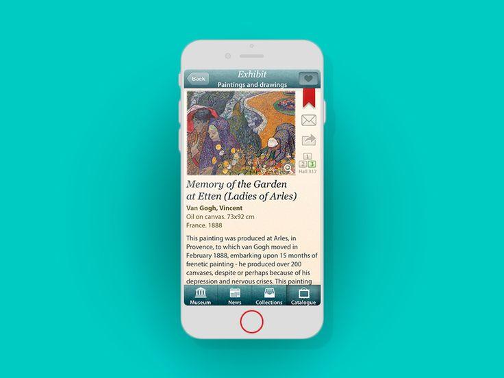 Эрмитаж для iOS и Android Прогулка по музеям мира: мобильные приложения / Newtonew: новости сетевого образования