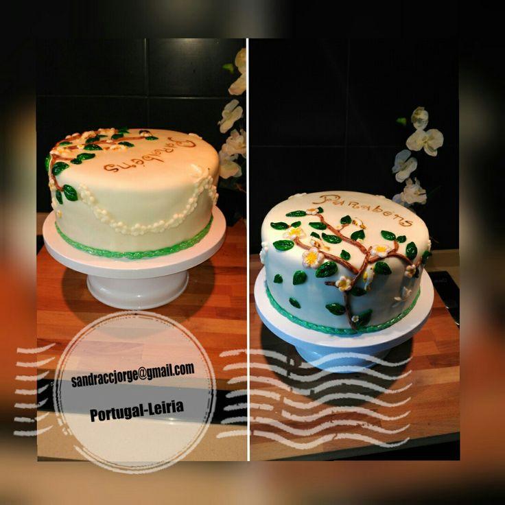 Nature Cake idea #cakedesign  #birthdaycake #celebration