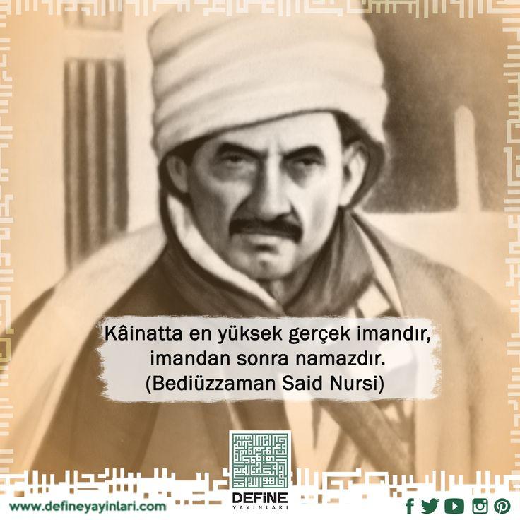 #DavaAdamı Üstad Bediüzzaman Said Nursi Hazretleri'ni, vefatının 55. yıl dönümünde rahmetle anıyoruz… #bediuzzaman #saidnursi #defineyayinlari #risale #nur