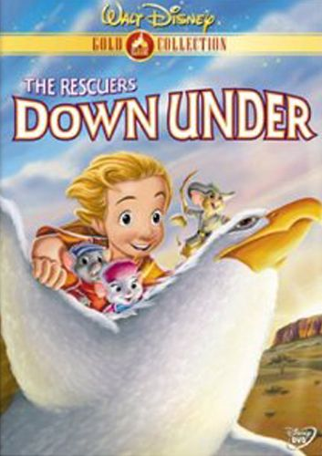 The Rescuers Down Under Disney