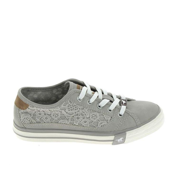 MUSTANG Sneakers 1146303 Gris