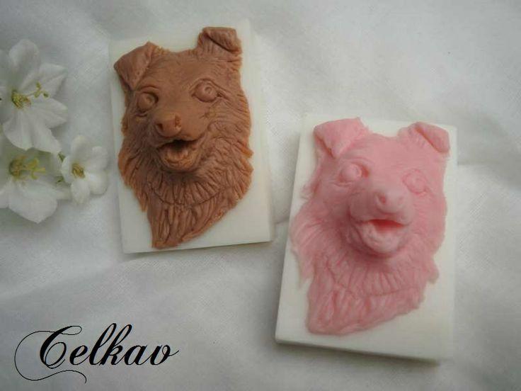 handmade soap border kolie