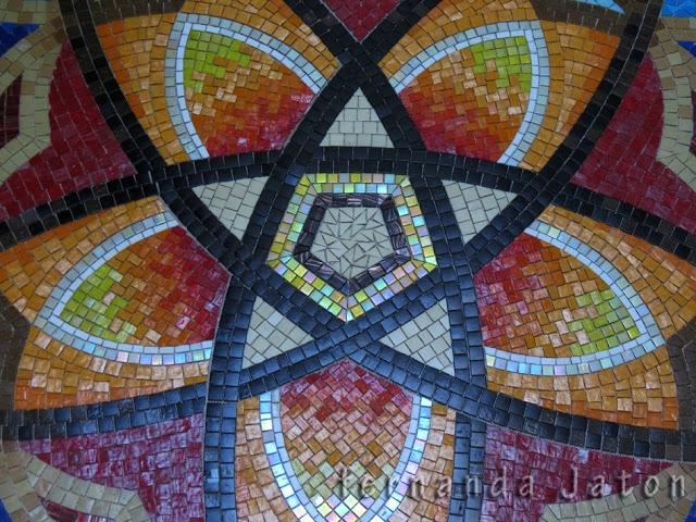 82 mejores im genes sobre mosaiquismo en pinterest for Disenos para mosaicos