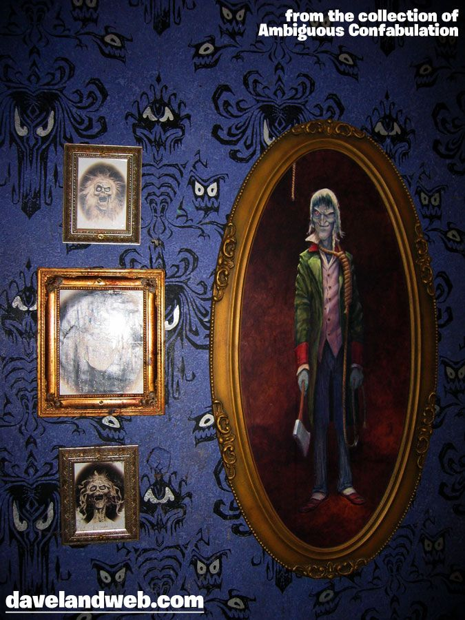 Haunted Mansion Foyer Music : Daveland haunted mansion photo disney