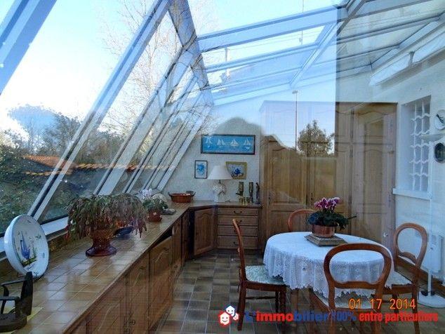48 best images about v randa jardin d 39 hiver on pinterest - Maison renovee savoyarde ciel atelier ...
