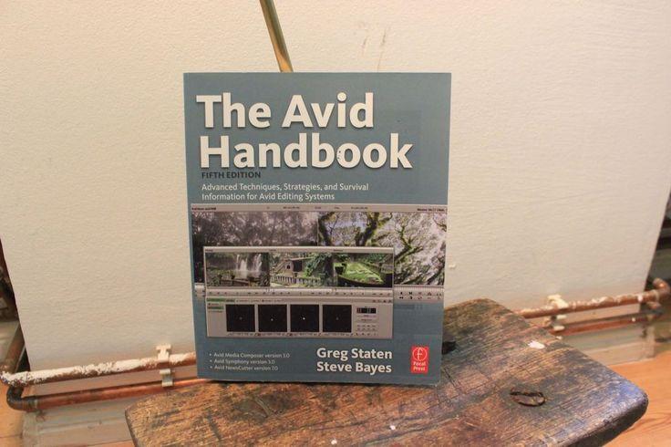 The Avid Handbook - wie neu