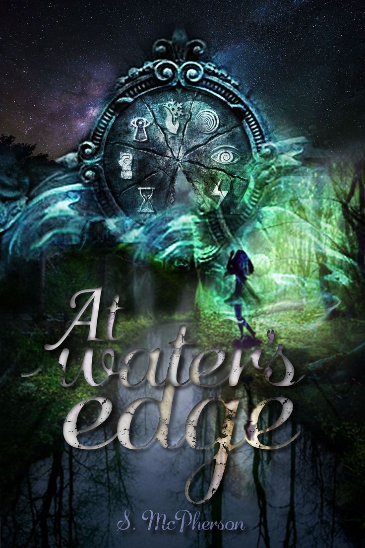 #interview with S. McPherson, #author of 'At Water's Edge' Smcpherson @s