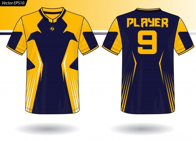 Download Sports Jersey Template For Team Uniforms In 2021 Team Uniforms Sports Jersey Sports