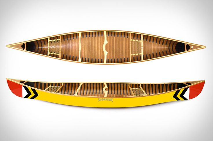 Based on the classic Merrimack model of the same name, the Sanborn Prospector Canoe mixes modern materials with vintage style. A combination of carbon fiber, kevlar, and fiberglass is used for the boat's layup, then enhanced with wooden ribs, gunnels,...