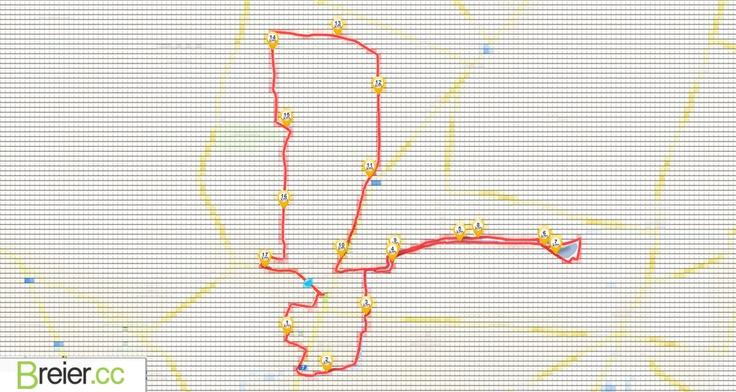 #mountainbike #tour in #stammersdorf #bisamberg