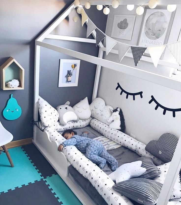 Decorating Ideas For Girls Bedrooms – 5 Age Groups – 5 Ideas | Dream Bedrooms | Baby Boy Room Decor, Baby Boy Room Decor Ideas Blue, Boy Room