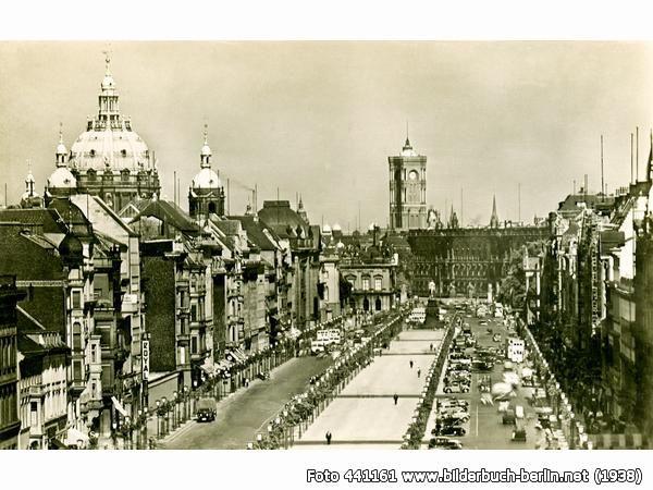 Unter de Linden 1938