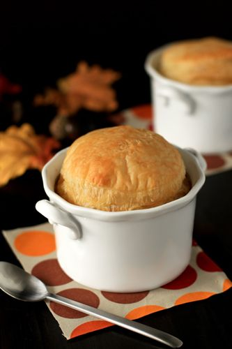 Individual Turkey Pot Pies....an after Thanksgiving recipe I must try