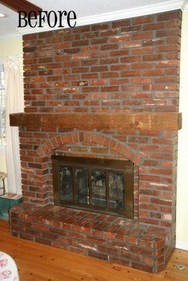 57 Best Images About The Fireplace On Pinterest Painting Fireplace Mantels And Mantles