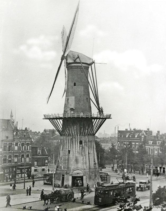 Rotterdam rising up around its history