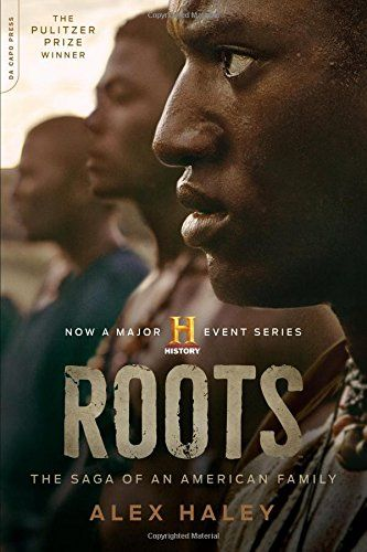 Roots: The Saga of an American Family by Alex Haley http://www.amazon.com/dp/030682485X/ref=cm_sw_r_pi_dp_KzFuxb0Z9SMG8