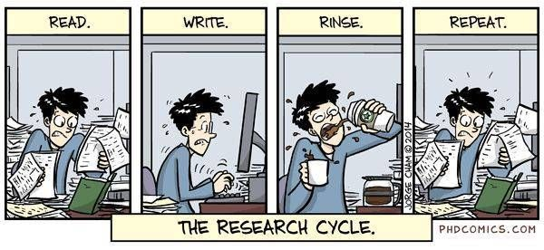 Write Your PhD Thesis In One Month Or Less