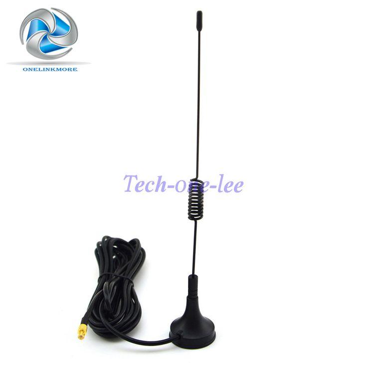 Ganancias ADS-B 1090 Mhz 3DBi Conector Macho MCX Antena Base Magnética Antena RG174 3 M Amplificador de Señal