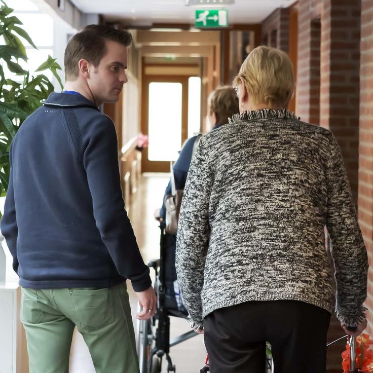 'Vrijwilligerswerk is leuk!' aldus collega Ruud. Je kan zelf nog steeds een bijdrage leveren aan het initiatief van #NLdoet via www.nldoet.nl